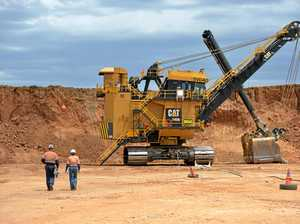 What's holding up the choice for casual mine workers?