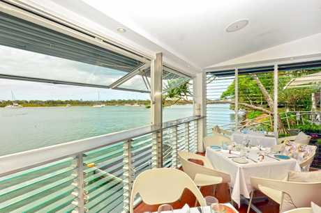 Ricky's Riverfront Restaurant and Bar in Noosa Heads.