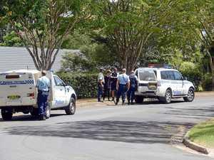 Break-in and pursuit accused refused bail