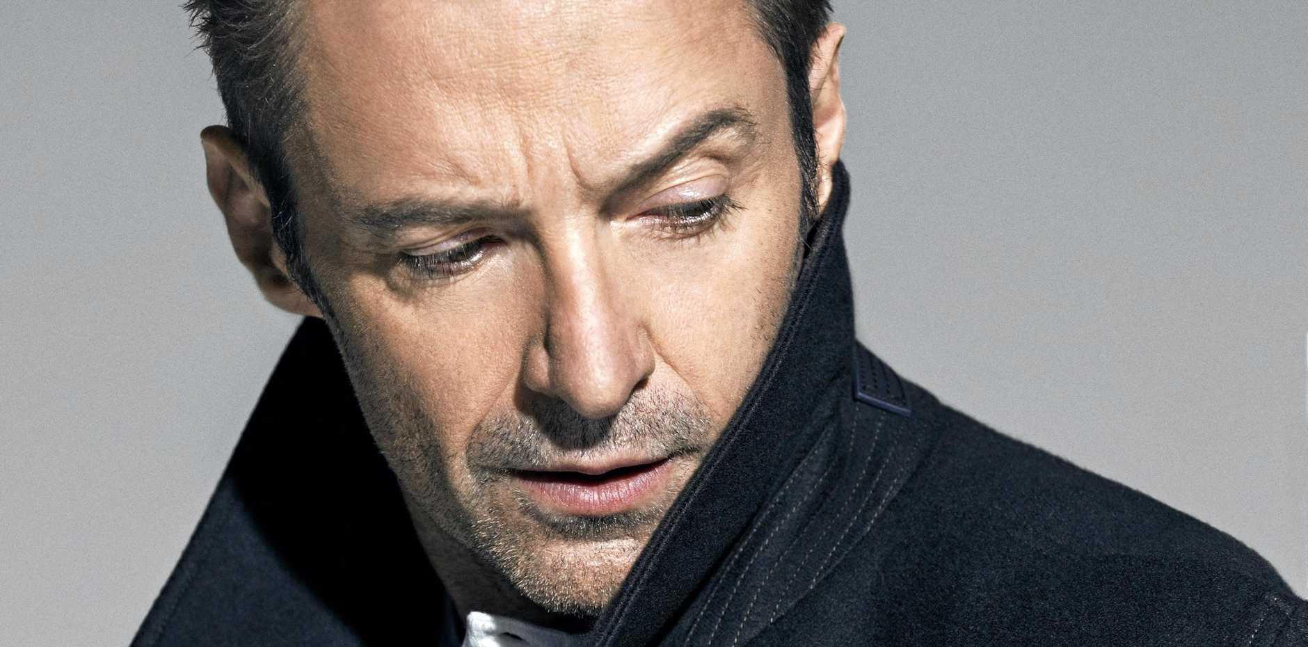 COMING HOME: Hugh Jackman will tour Australia in August with his show.