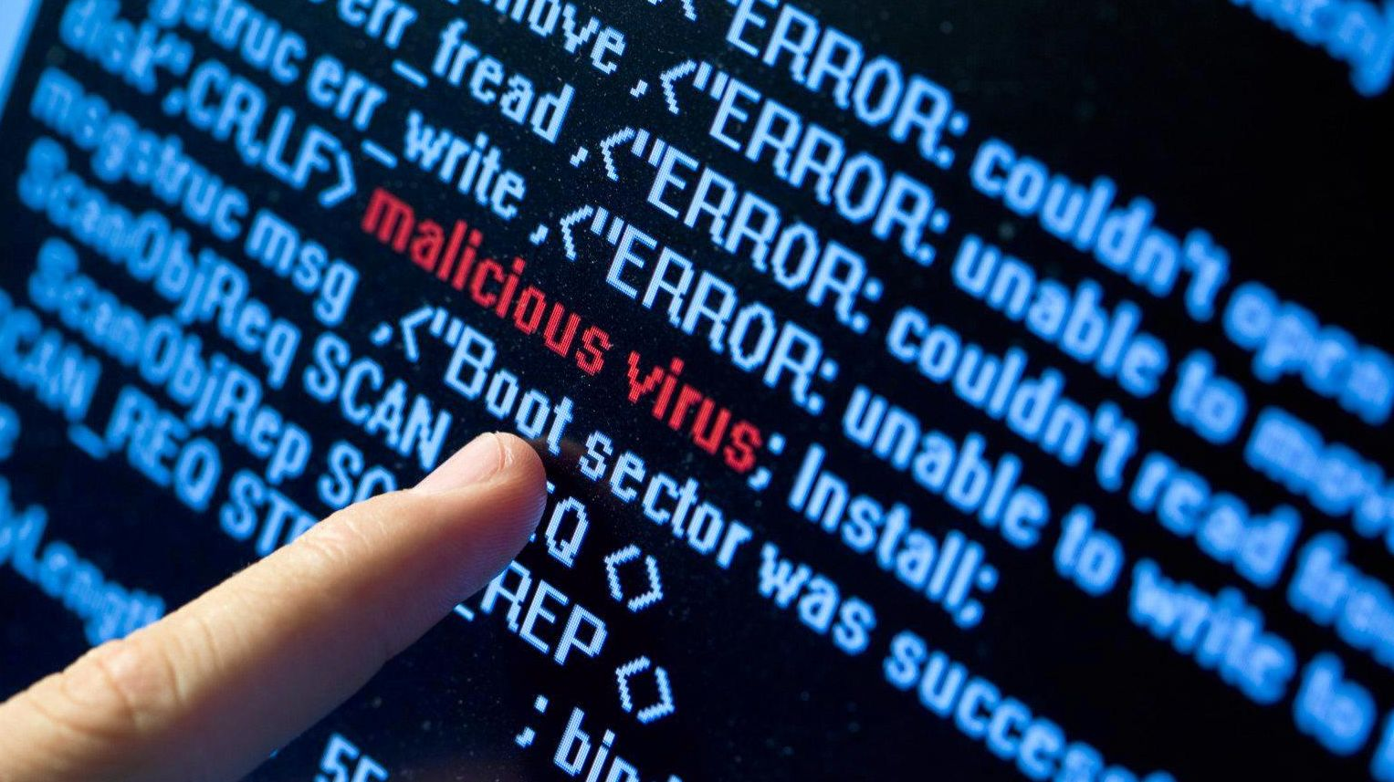 Cyber hackers are threatening businesses across the country and regional towns are not prepared.