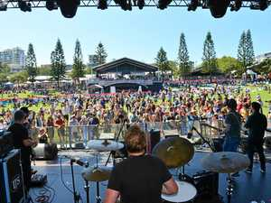 The music festival hitting Coast ratepayers hard