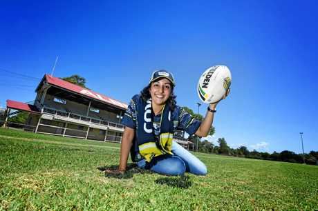 The Gympie Times sports reporter Bec Singh.