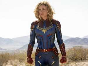 Brie Larson leads the way for women in Captain Marvel