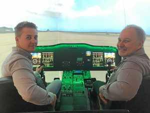 Simulators take off as high-tech company grows across region