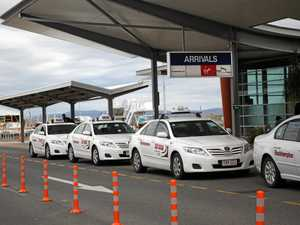 Rocky Airport makes space for Uber parking