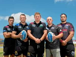 Cutters ranks filled by half a dozen Cowboys