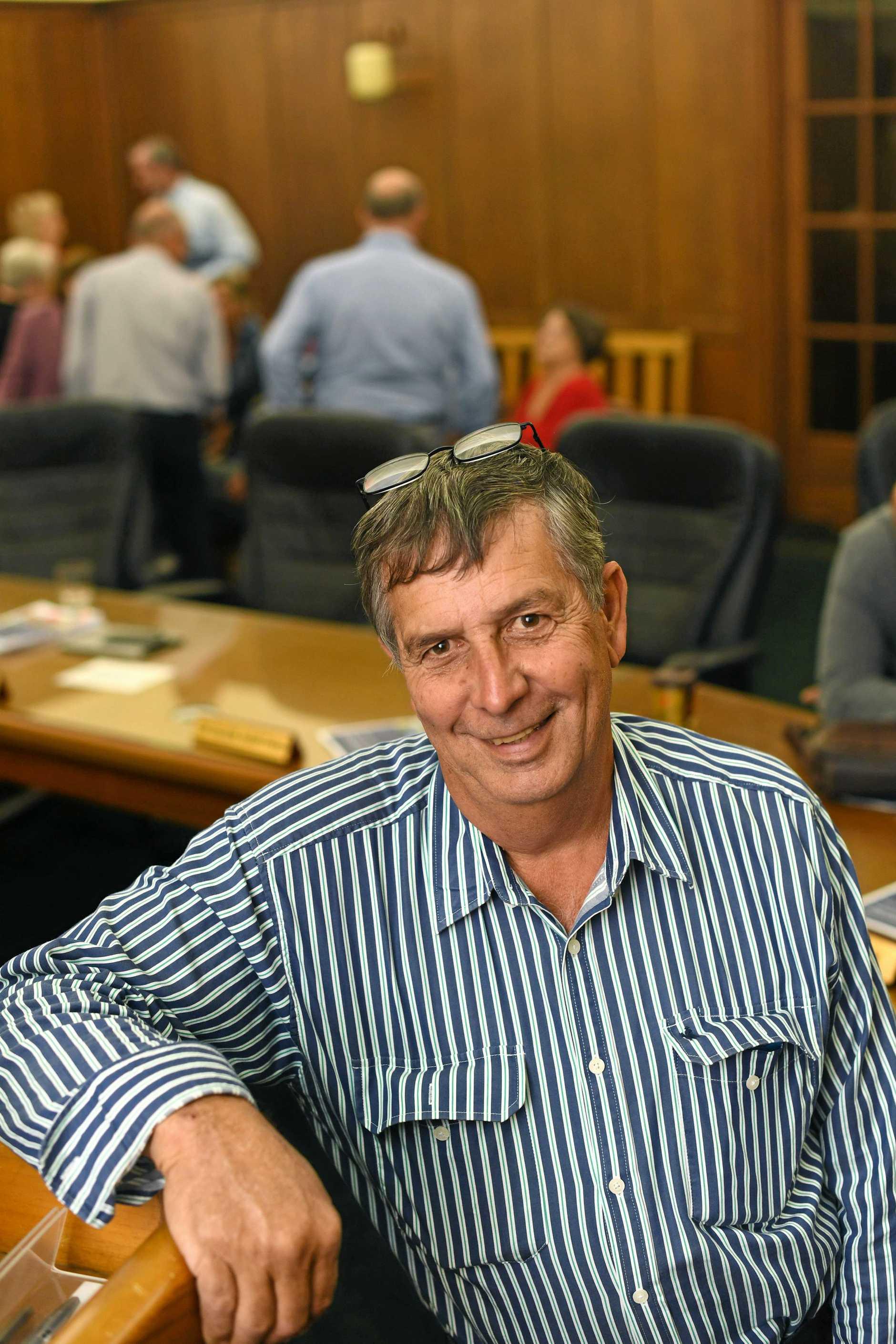 Gympie Councillor Hilary Smerdon. Gympie Regional Council