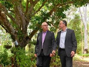 Ted deserves praise for delivering on Bloomhill funding