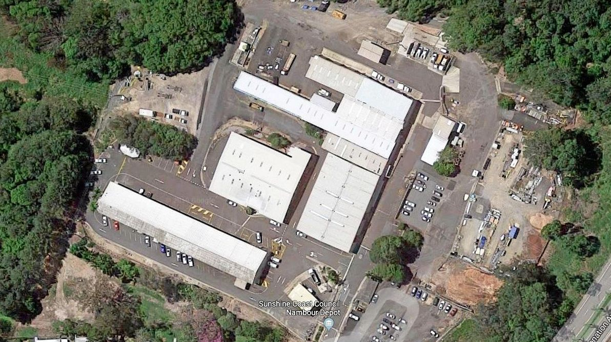 Sunshine Coast Council is finalising the tender process for the sale of its Nambour depot.