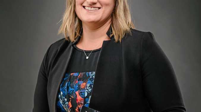 SHAPING THE FUTURE: Dr Toni Chardon has been recognised for her teaching style as part of the Australian Awards for University Teaching program.