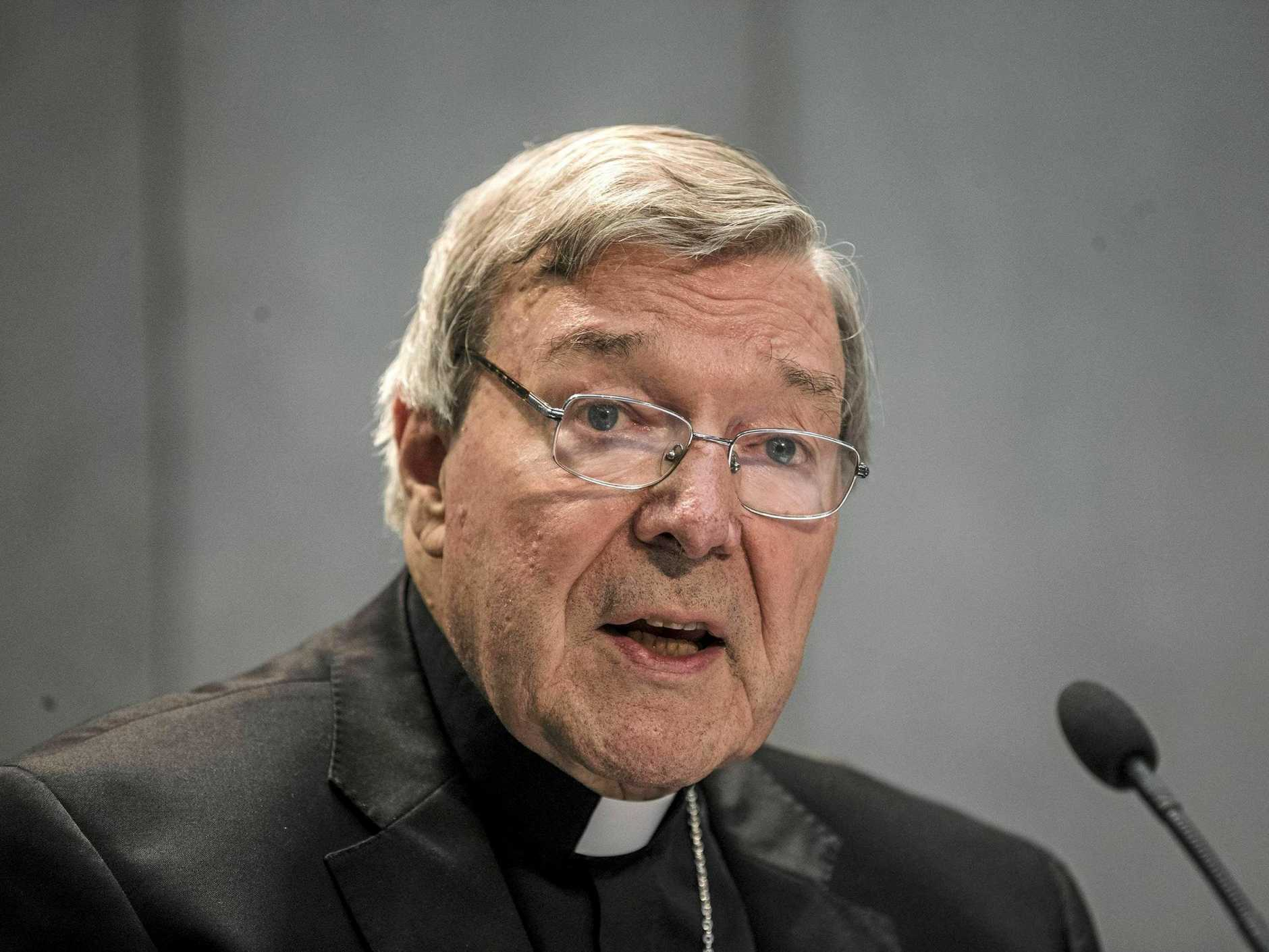 Cardinal George Pell has been found guilty of historical sexual assault offences.