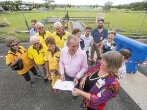 Liftoff for new helipad at Maclean