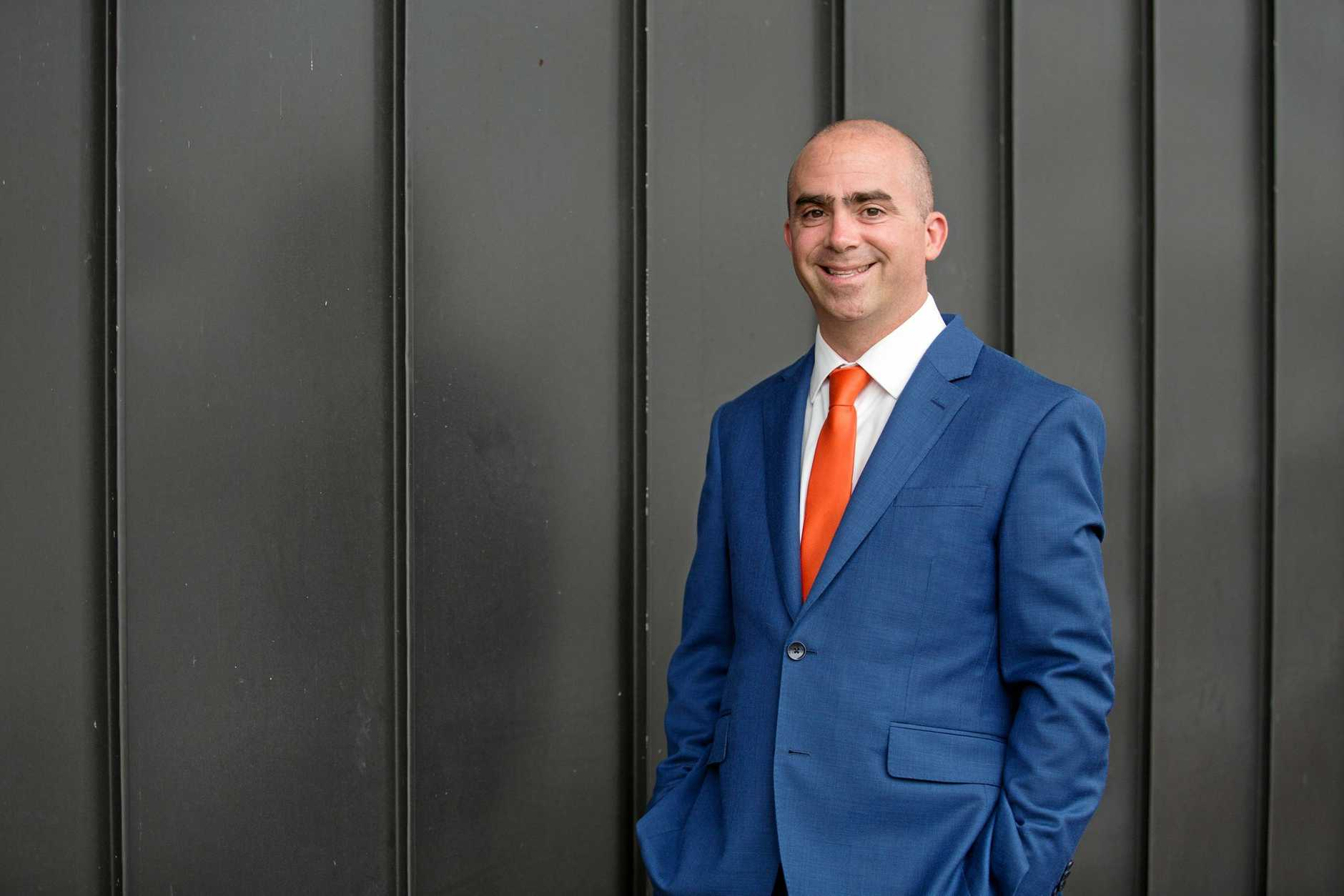 Real Estate Institute of Queensland Fraser Coast Chair Damian Raxach hoped the rate would attract investment into the region.