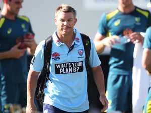David Warner ignites furious debate
