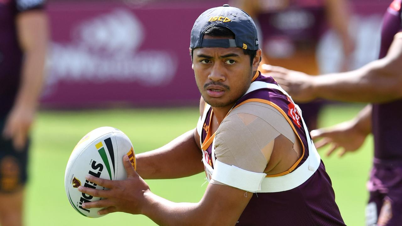 Anthony Milford needs to live up to his gigantic pay packet.