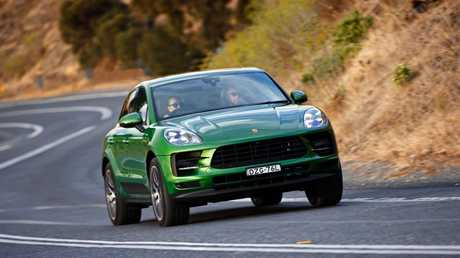 The updated Macan will be the last version to feature an internal combustion engine.