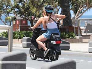 Electric scooters in Surfers: 'Someone will die'