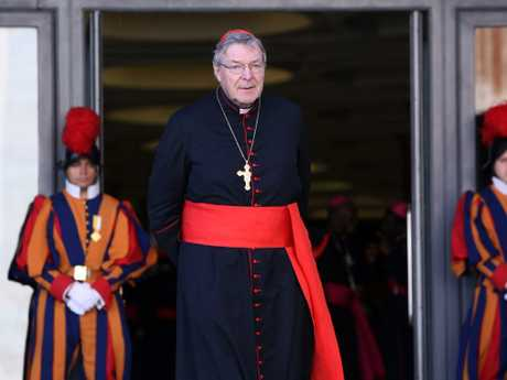 The conviction of  George Pell presents a very serious problem for the Vatican.