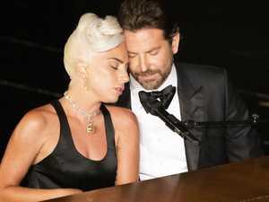 Cooper's ex takes jab at Gaga 'chemistry'