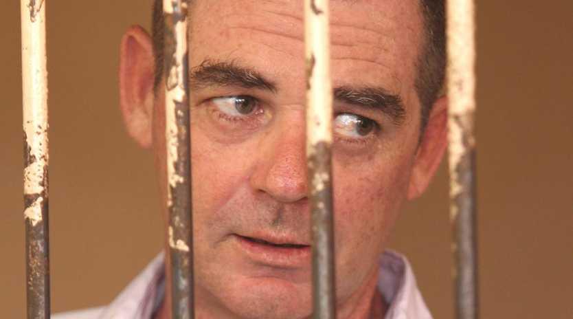 Australian Brendon Johnsson has been sentenced to five years in prison. Picture: Lukman S. Bintoro