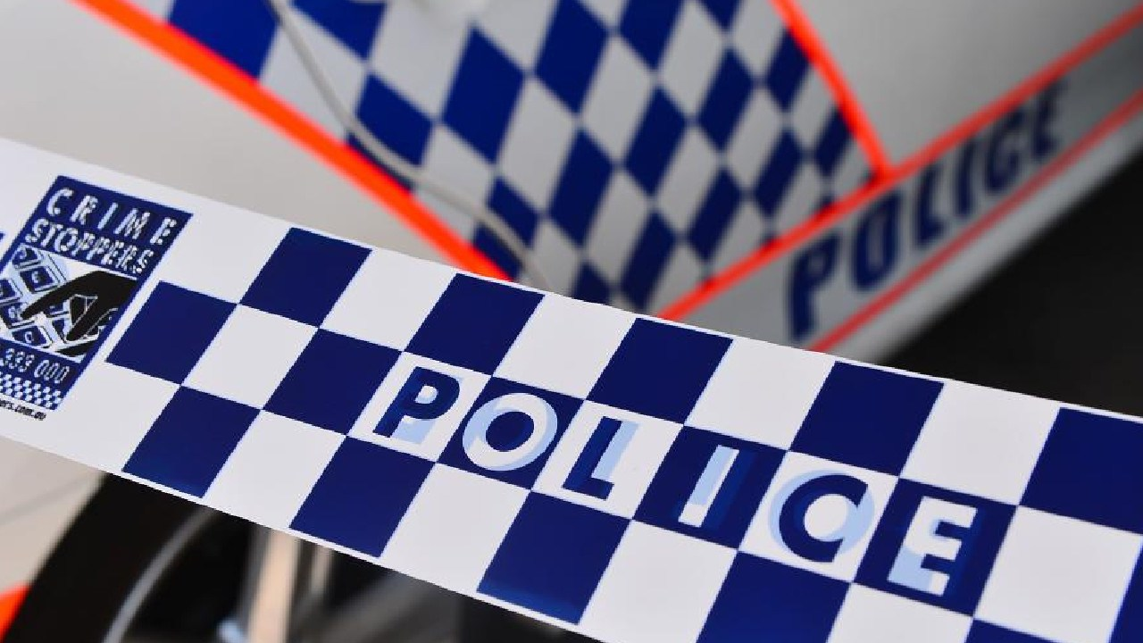 Police are hunting a group of men who shot another man in the groin on the Gold Coast overnight.