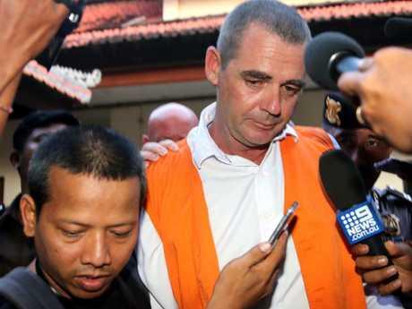 "Brendon Johnsson described himself as a ""broken, regretful man"". Picture: Lukman S. Bintoro"