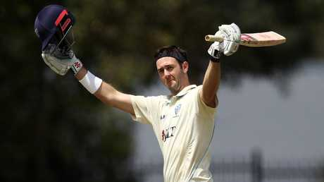 Kurtis Patterson piled on 134 runs in NSW's innings and 51 run victory over Western Australia at Bankstown Oval.