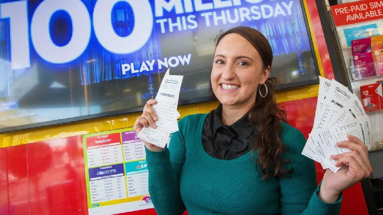 Chatswood Hills News & Casket Agency was also where a $10 million winning ticket was sold in 2017.