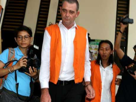 Brendon Johnsson after his verdict. Picture: Lukman S. Bintoro
