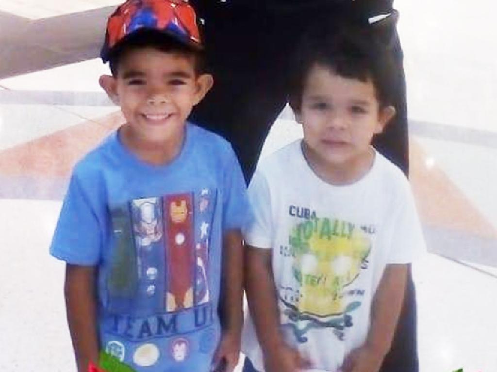Barak Austral, 5 with Jhulio Sariago, 3