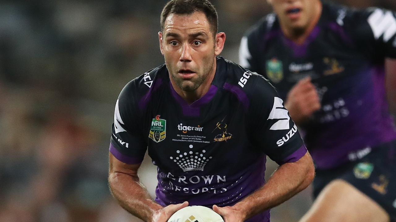 Cameron Smith could call it quits at the end of the season. Picture. Phil Hillyard