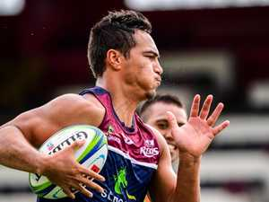 'Kid Dynamite' ready to blow up Super Rugby