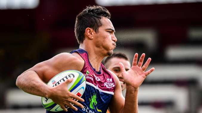 Jordan Petaia is the star Australian rugby needed. Picture: Rugby AU Media/Stuart Walmsley