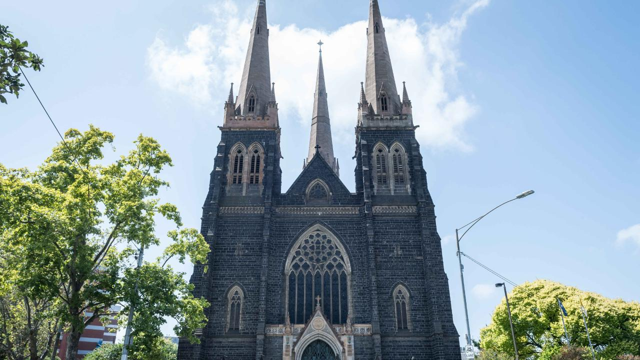 There are doubts over what really happened at St Patrick's Cathedral. Picture: Jake Nowakowski