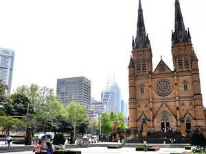 Church's defiant act in favour of Pell