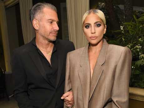 Lady Gaga and Christian Carino recently called off their engagement. Picture: Getty