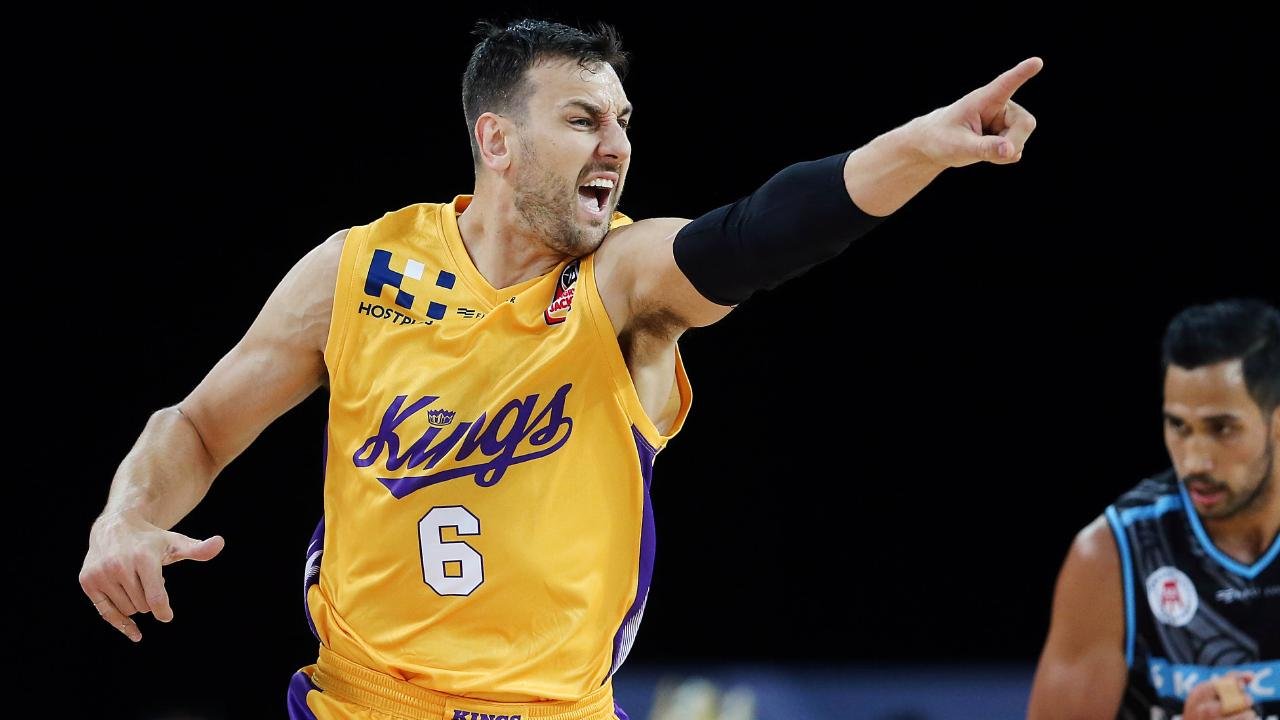 Bogut made the right choice joining Sydney. (Anthony Au-Yeung/Getty Images)