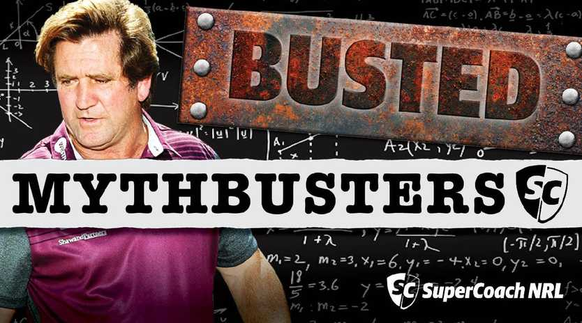 SuperCoach NRL Mythbusters: Des Hasler edition.