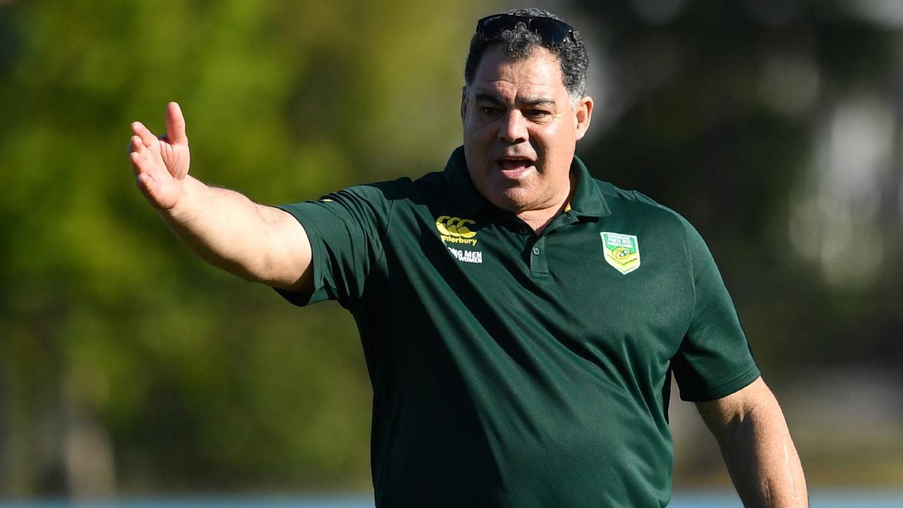 Meninga is keeping some perspective on this one. (AAP Image/Darren England)
