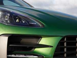 Porsche reveals plan for an electric-powered SUV