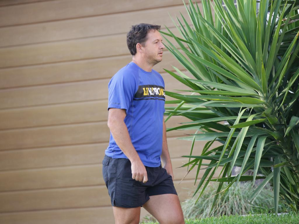 Johan Francois Schwartz was questioned by police. Picture: Christian Gilles