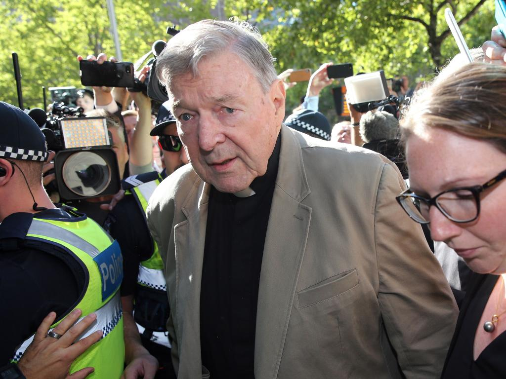 George Pell's  conviction has been hugely damaging for the Catholic Church.