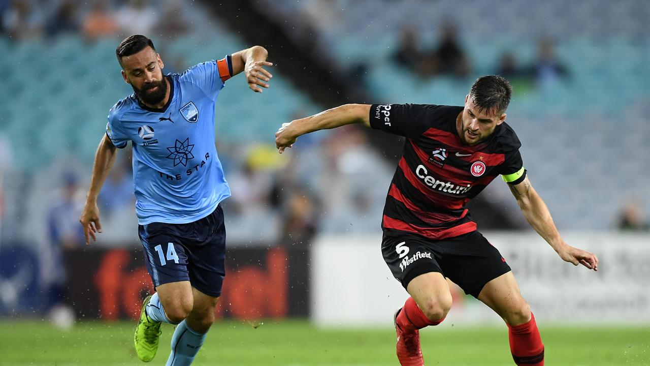 The A-League clubs are hoping to secure their future in an independent league. Picture: AAP
