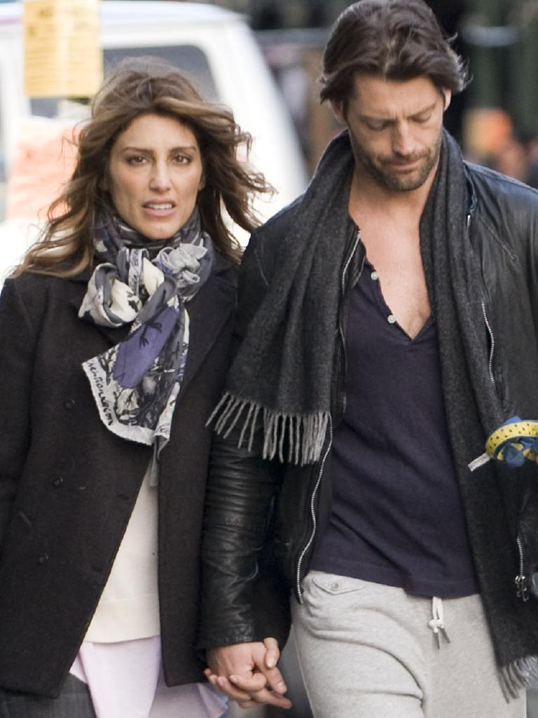 Jennifer Esposito was married to Kate Winslet's ex, Louis Dowler. Picture: Splash