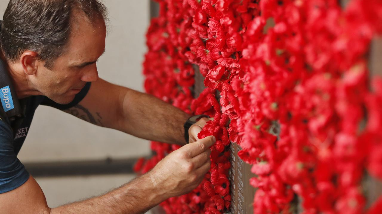 For many, the Australian War Memorial in Canberra is a sacred place. Picture: Mark Evans/Getty