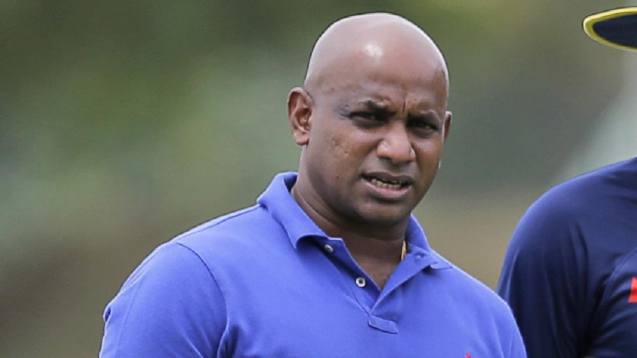 Sanath Jayasuriya has been banned from cricket for two years for refusing to cooperate in an investigation of corruption in his country's cricket.