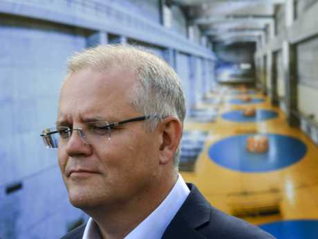 Prime Minister Scott Morrison has written to state and territory leaders seeking their support for a royal commission into abuse and neglect in the disability services sector. Picture: AAP