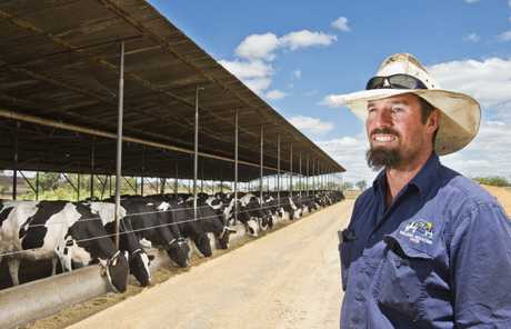 Southbrook dairy farmer Peter Garratt is in favour of Woolworths move to stop selling $1-a-litre milk. Wednesday, 27th Feb, 2019.