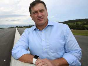 Llew O'Brien speaks on Bruce Highway upgrades and house demolitions